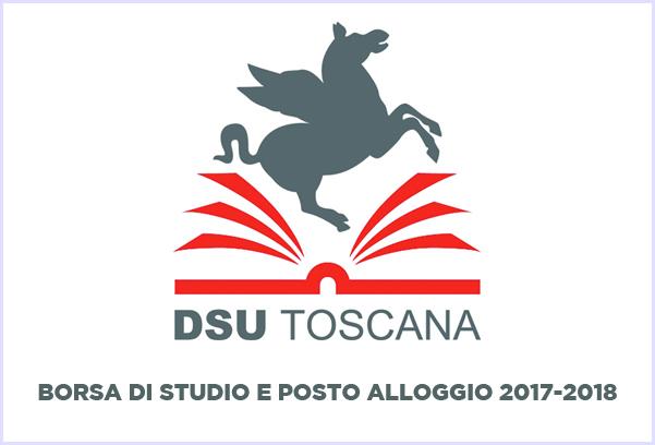 nuovi prodotti caldi retrò meticolosi processi di tintura Bando borsa di studio e posto alloggio Dsu Toscana a.a.2017 ...