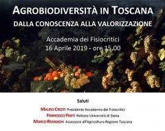 Agrobiodiversità in Toscana