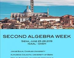 Second Algebra Week