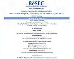 convegno BeSEC