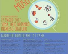 Festa musei scientifici