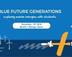 """Progetto Maestrale: evento """"Blue future generations"""" a Malaga"""