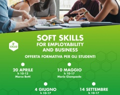 Soft skills for employability and business - 3° ciclo
