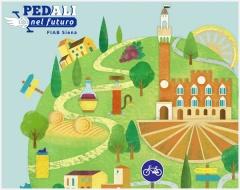 Pedali nel futuro - Festa dei 30 anni FIAB Siena