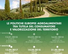 Le politiche europee agroalimentari tra tutela del consumatore e valorizzazione del territorio