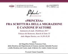 """Seminario di studi """"Princesa"""""""