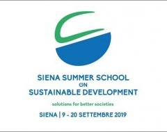 Siena Summer School on Sustainable Development