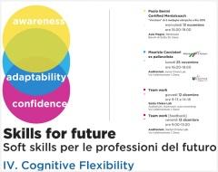 """Ciclo di incontri Skills for future: """"Cognitive Flexibility"""""""