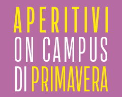 Aperitivi on campus di primavera