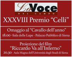 XXXVIII premio Celli