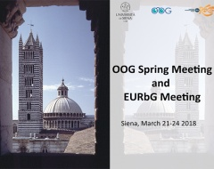 OOG Spring Meeting and EURbG Meeting