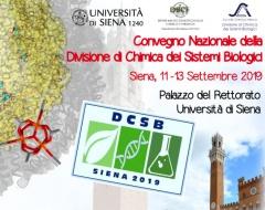 Convegno nazionale della Divisione di Chimica dei sistemi biologici