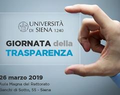 inmmagine Giornata Trasparenza 2019