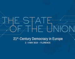 "Conferenza ""The state of the Union"" - Firenze 2019 thumb"
