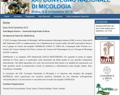 XXII convegno nazionale di Micologia