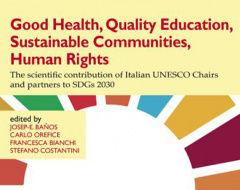 """Presentazione del libro """"Good Health, Quality Education"""""""
