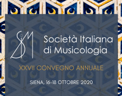 XXVII convegno annuale Società italiana di Musicologia