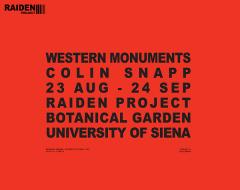 Mostra di Colin Snapp - Raiden Project