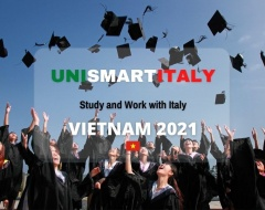 """fiera virtuale """"UniSmartItaly. Study and Work with Italy"""""""