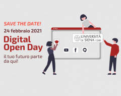 Digital Open Day: save the date