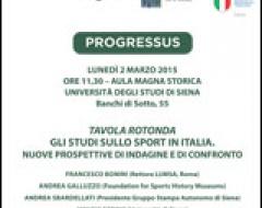 GLI STUDI SULLO SPORT IN ITALIA