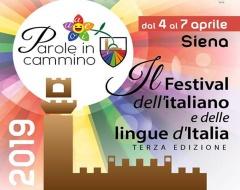 """festival  """"Parole in cammino"""" thumb"""