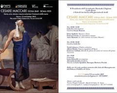 Giornata di studi dedicata a Cesare Maccari