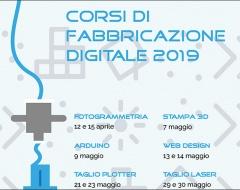 Corsi di fabbricazione digitale 2019
