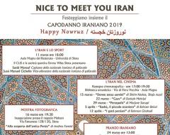 Nice to meet you Iran