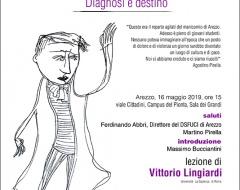 """prima lezione """"Agostino Pirella"""" - Diagnosi e destino"""