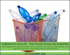 Ambiente e salute - Politiche locali ed europee