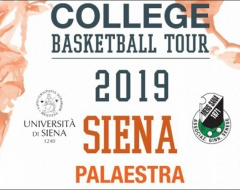 A Siena il College BasketBall Tour 2019