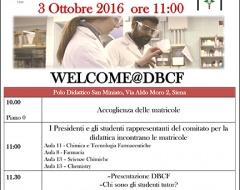 Welcome@DBCF