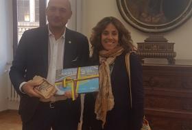 Incontro tra il Rettore e l'ambasciatrice colombiana in Italia