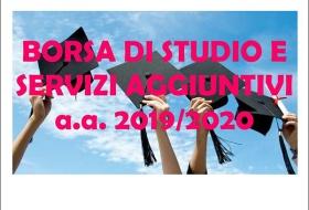 Bando Dsu Toscana per ulteriori borse di studio e benefici aggiuntivi