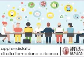 Ateneo e Banca Monte dei Paschi di Siena: 15 contratti di apprendistato di alta formazione e ricerca