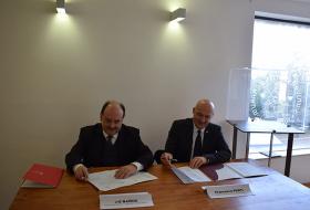 Accordo di cooperazione con l'Universitat central de Catalunya