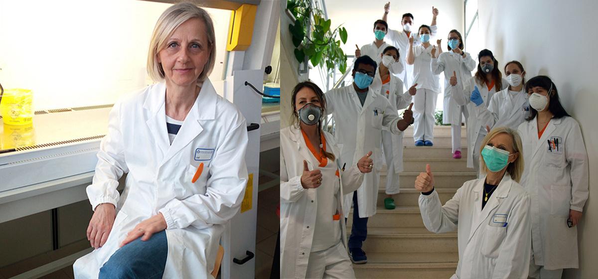 Al laboratorio di Microbiologia e Virologia il 5xmille dell'Ateneo