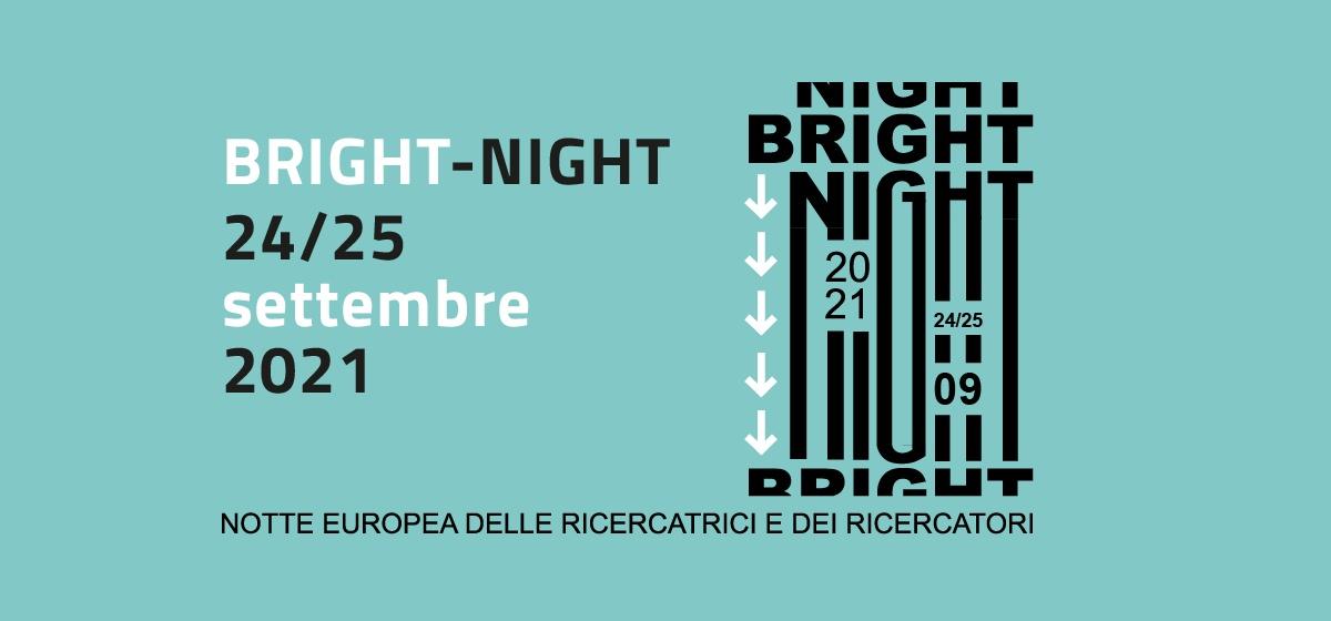 Bright-Night 2021 - Università di Siena