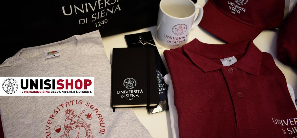 Unisishop - Il merchandising dell'Università di Siena