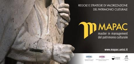 Master in management del patrimonio culturale