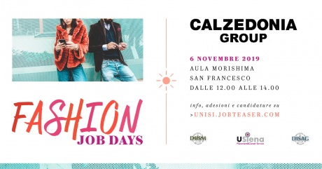 Calzedonia per Fashion Job days