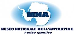 """immagine logo Museo Nazionale dell'Antartide """"Felice Ippolito"""""""