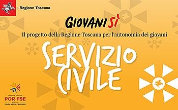 Banner Servizio civile regionale