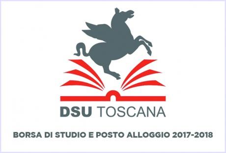 DSU Toscana - borsa di studio e posto alloggio 2017-2018