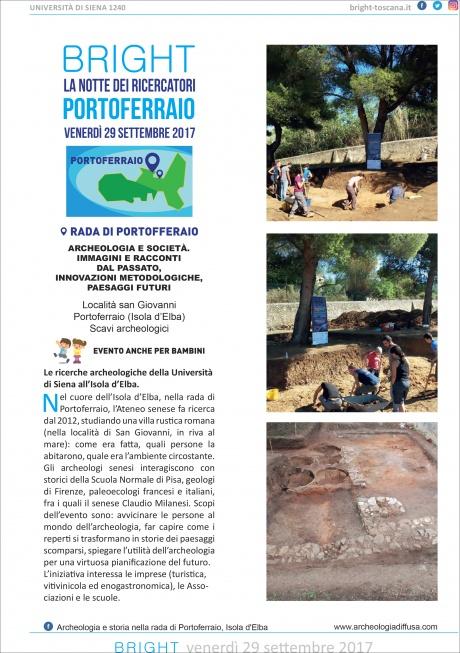 Bright 2017 a Portoferraio