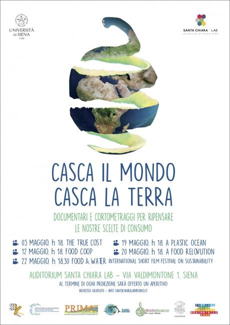 """""""Casca il mondo, casca la terra"""" - documentari al Santa Chiara Lab"""