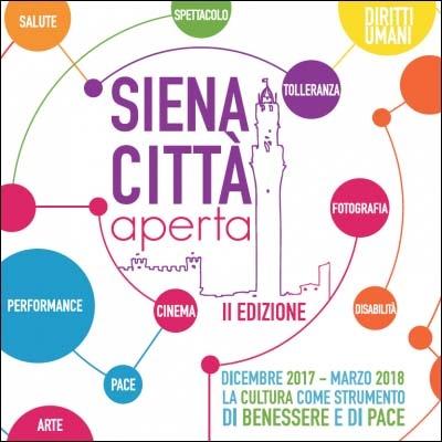 """Festival """"Siena Città Aperta"""" - II edizione"""