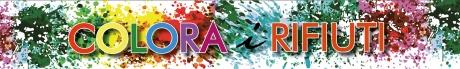 logo progetto colora i rifiuti