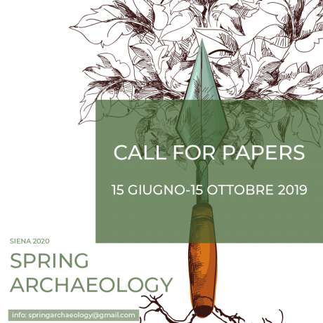 Spring Archaeology: call for papers